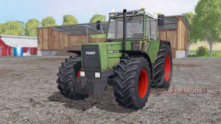 Fendt Favorit 611 LSA Turbomatic E para Farming Simulator 2015