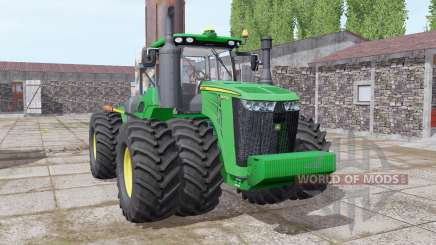 John Deere 9470R front weight para Farming Simulator 2017