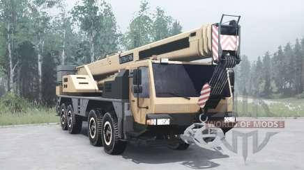 Liebherr LTM 1060-2 para MudRunner