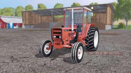 Renault 751 loader mounting para Farming Simulator 2015