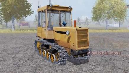 El DT de 75ML de naranja para Farming Simulator 2013