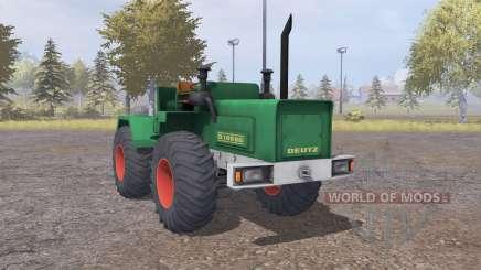 Deutz D 160 06 para Farming Simulator 2013