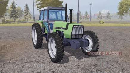 Deutz-Fahr AX 4.120 narrow wheels para Farming Simulator 2013
