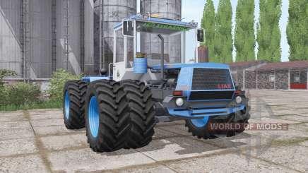 Skoda-LIAZ 180 Turbo twin wheels para Farming Simulator 2017