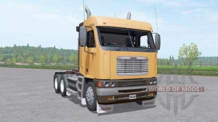Freightliner Argosy Day Cab para Farming Simulator 2017