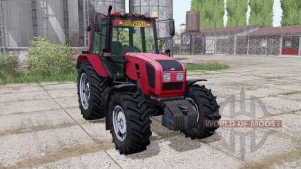 Belarús 1220.3 Chervony para Farming Simulator 2017
