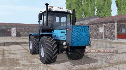 T-17221-21 azul oscuro para Farming Simulator 2017