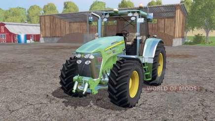 John Deere 7930 front loader para Farming Simulator 2015