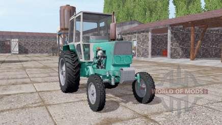 YUMZ 6КЛ turquesa para Farming Simulator 2017