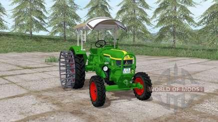 Deutz D 40S 4x4 para Farming Simulator 2017