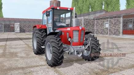 Schluter Super 1500 TVL soft red para Farming Simulator 2017
