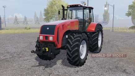 Belarús 3522 control interactivo para Farming Simulator 2013
