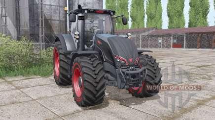 Valtra S324 black para Farming Simulator 2017