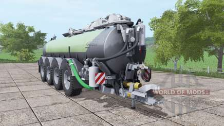 Kaweco Turbo Tanken para Farming Simulator 2017