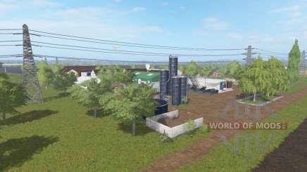 Altkirch in Alsace v3.1 para Farming Simulator 2017