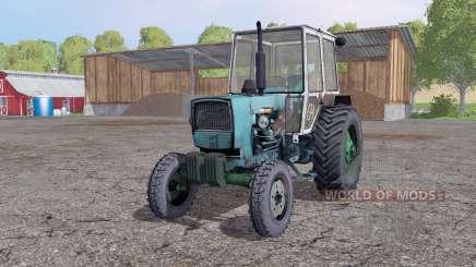 YUMZ 6КЛ con animación de las puertas para Farming Simulator 2015