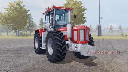 Schluter Super-Trac 2500 VL twin wheels para Farming Simulator 2013