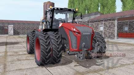 CLAAS Xerion 4500 red para Farming Simulator 2017
