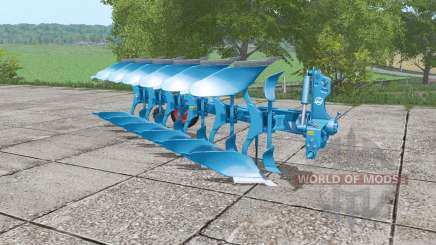 Lemken Juwel 8 blue para Farming Simulator 2017