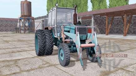 YUMZ 6КЛ con PKU v1.4 para Farming Simulator 2017