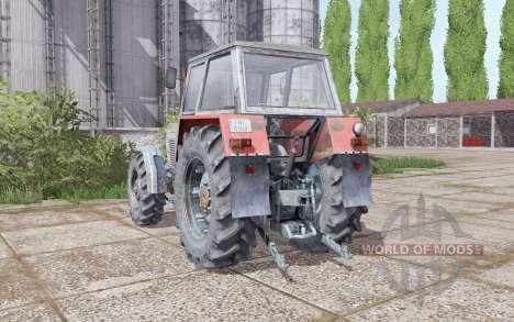 Zetor 12045 Crystal wheels weights para Farming Simulator 2017