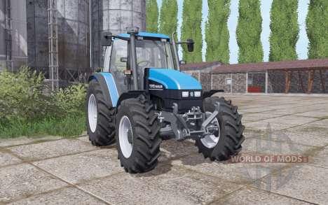 New Holland TS115 narrow wheels para Farming Simulator 2017