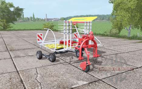 Pottinger Top 462 single rotor para Farming Simulator 2017
