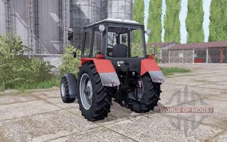 MTZ 892 Belarús animación de piezas para Farming Simulator 2017