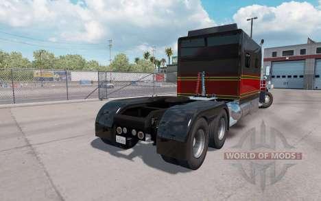 Peterbilt 389 Long Sleeper para American Truck Simulator