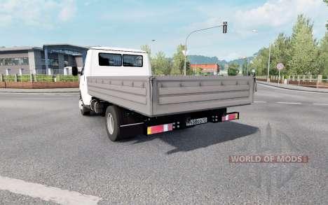 GAZ 3302 Gacela de 2002 para Euro Truck Simulator 2
