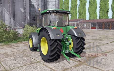 John Deere 8345R front weight para Farming Simulator 2017