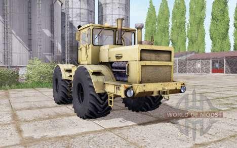 Kirovets K-700A ruedas duales para Farming Simulator 2017