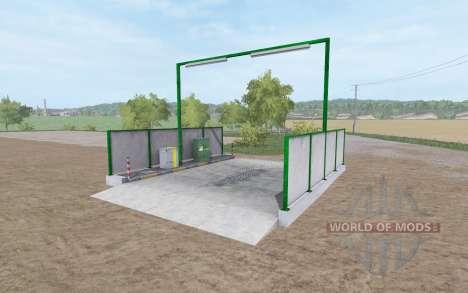 Wash Station para Farming Simulator 2017