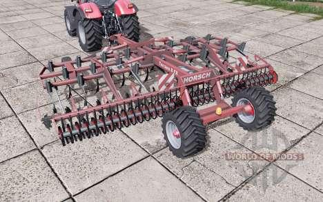 Horsch Terrano 8 FX v1.1 para Farming Simulator 2017