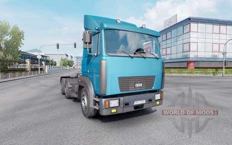 MAZ 6422 v3.2 para Euro Truck Simulator 2