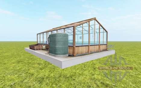 Greenhouses v1.0.0.1 para Farming Simulator 2017