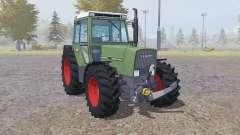 Fendt Farmer 309 LSA Turbomatik animation parts para Farming Simulator 2013