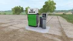 Dispensador de combustible para Farming Simulator 2017