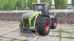 CLAAS Xerion 5000 Trac VC 2009 para Farming Simulator 2017