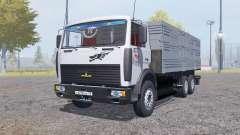 MAZ 6303А5-320 v2.0 para Farming Simulator 2013
