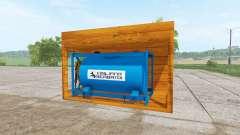Móvil de la estación de gas para Farming Simulator 2017