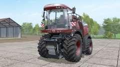 Krone BiG X 580 tuning para Farming Simulator 2017