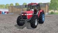 Case IH 5130 Maxxum change wheels para Farming Simulator 2015