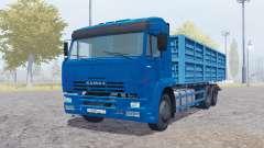 KamAZ 65117 remolque para Farming Simulator 2013