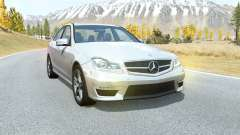 Mercedes-Benz C 63 AMG (W204) 2011 para BeamNG Drive
