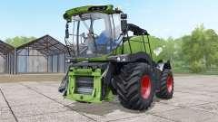 Fendt Katana 85 retexture para Farming Simulator 2017