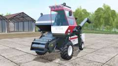 SK-5МЭ-1 Niva-Efecto de dos encabezados para Farming Simulator 2017