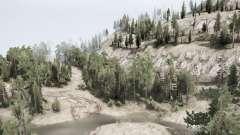 Mountain Pass para MudRunner