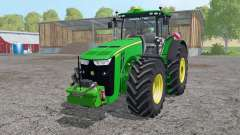 John Deere 8370R control interactivo para Farming Simulator 2015