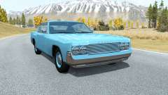 Gavril Barstow coupe v2.5.5 para BeamNG Drive